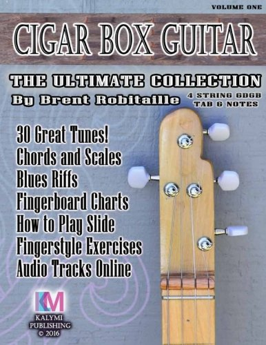 (Cigar Box Guitar - The Ultimate Collection - 4 String)