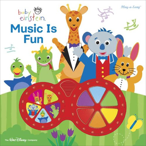 Baby Einstein Music Is Fun PDF