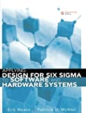 img - for Applying Design for Six Sigma to Software and Hardware Systems (paperback) book / textbook / text book