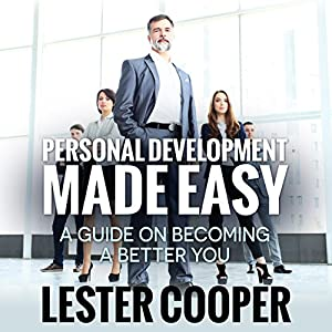 Personal Development Made Easy Audiobook