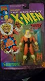 Toy Biz Marvel The Uncanny X-Men Sabretooth Action Figure 4.75 Inches