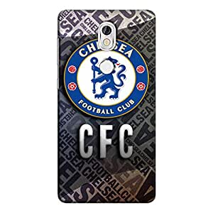 Cover It Up - Chelsea CFC Nokia 7 Hard Case