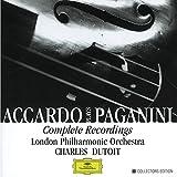 Accardo Plays Paganini-Co