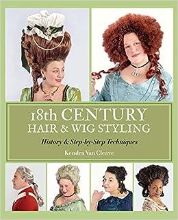 """Résultat de recherche d'images pour """"18th century wigs book"""""""