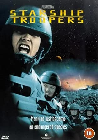 starship troopers age rating