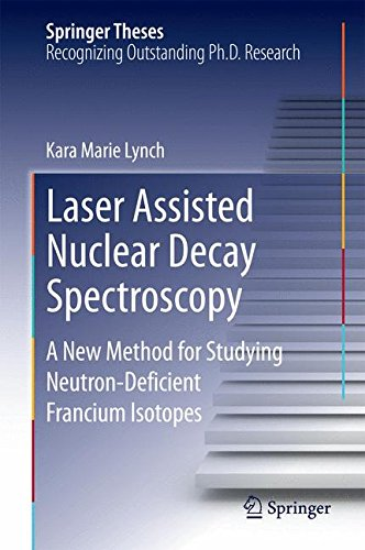 Laser Assisted Nuclear Decay Spectroscopy: A New Method for Studying Neutron-Deficient Francium Isotopes (Springer These