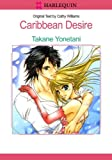Front cover for the book Caribbean Desire by Cathy Williams