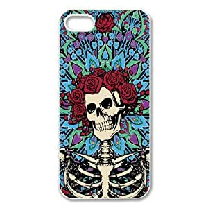 Customize Apple iphone ipod touch4 Case Music Band Grateful Dead JNipod touch4-207ipod touch4