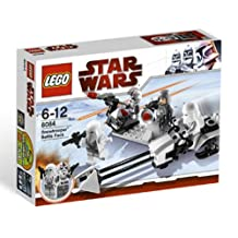 Lego Star Wars 8084 Snowtrooper Battle Pack (japan import)