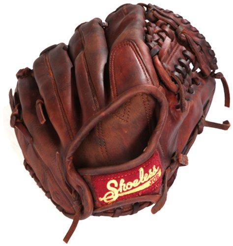 Shoeless Joe Gloves Modified Trap Brown Glove