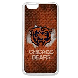 """Onelee Customized NFL Series Case for iPhone 6+ Plus 5.5"""", NFL Team Chicago Bears Logo iPhone 6 Plus 5.5"""