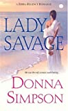 img - for Lady Savage (Zebra Regency Romance) book / textbook / text book