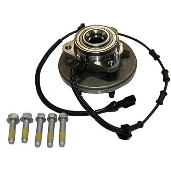 WJB WA515003 - Front Wheel Hub Bearing Assembly - Cross Reference