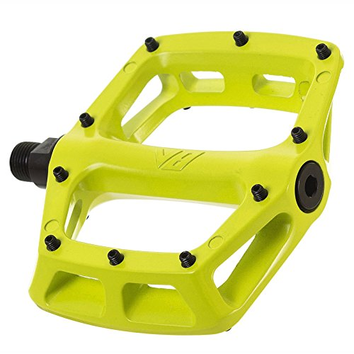 Dmr V8 Pedals - DMR V8 Alloy Flat Platform Bike Pedals V2 9/16