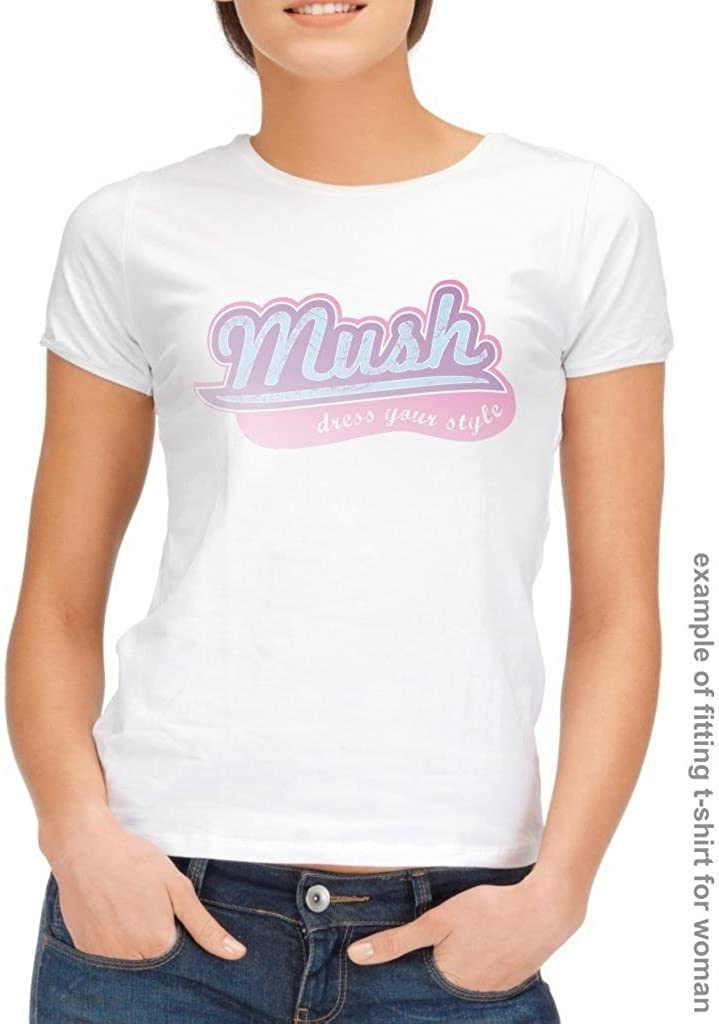 MUSH T-Shirt MDMA by Dress Your Style