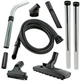 Spares2go Complete 2.5m Tool Kit for Numatic George GVE370 GVE370-2 Vacuum Cleaners