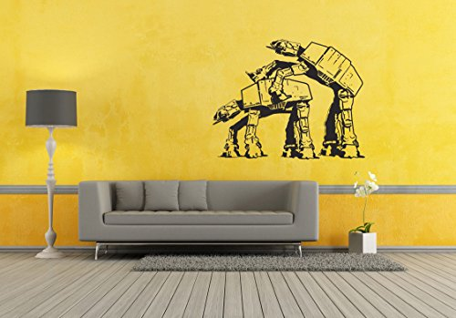 Wall Vinyl Decals Star Wars All Terrain Armored Transport - AT-AT GMO0016