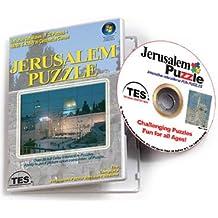Jerusalem Puzzle - Interactive Educational Puzzles