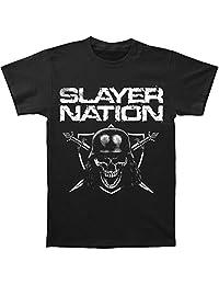 Slayer - Mens Slayer Nation T-Shirt