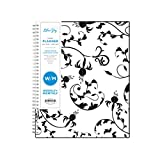 """Blue Sky 2020-2021 Academic Year Weekly & Monthly Planner, Flexible Cover, Twin-Wire Binding, 8.5"""" x 11"""", Analeis"""