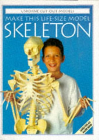 Make This Life-Size Model Skeleton (Cut-Out Model