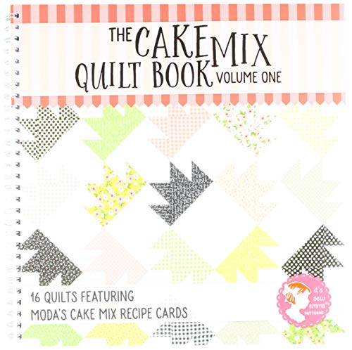Marzipan Recipes Cake - It's Sew Emma ISE-920 The The Cake Mix Quilt Book