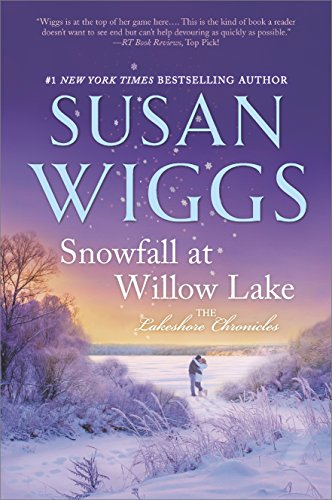 Snowfall at Willow Lake (The Lakeshore Chronicles) cover