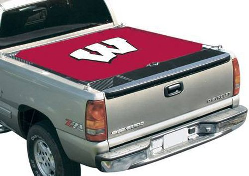 Wisconsin Badgers Bed Banner Wall Hagning Flag