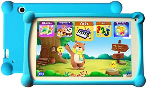 B B PAW Abilities Educational Preloaded Tablet Blue product image