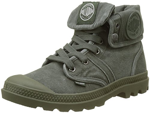 Palladium Womens Pallabrouse Baggy Duffel Bag Olive Canvas Boots 7.5 US
