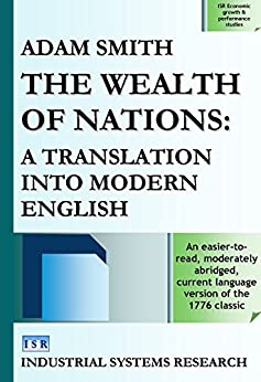 Research papers for the wealth of nations