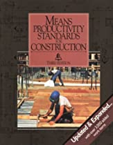 Means Bookivity Standards for Construction
