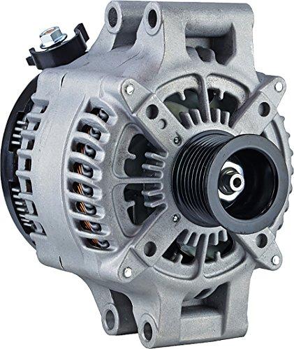 Internal Regulator - DB Electrical Remanufactured 400-52508R Alternator for 3.0L 12 Clock 215 Amp Internal Fan Type Solid Pulley Type Internal Regulator CW Rotation 12V BMW 535 SERIES 2009-2012 7-591-530, 7-591-529
