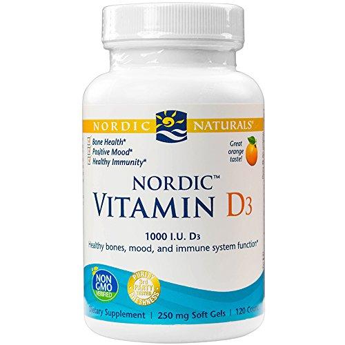 Nordic Naturals Vitamin 1000 softgels product image