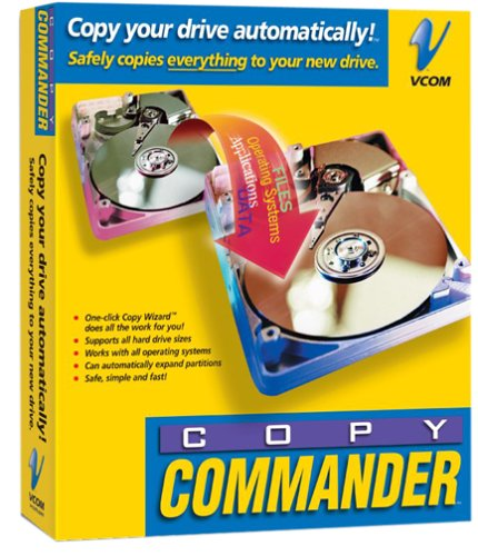 Copy Commander: Copy Your Old Hard Drive to New