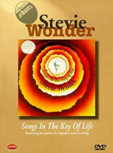 Amazon Com Classic Albums Stevie Wonder Songs In The