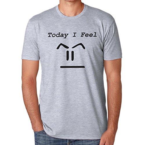 Today I Feel Sad Herren T-Shirt