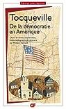 De la démocratie en Amérique (GF) par Tocqueville