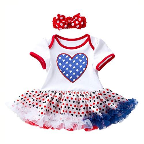 - Baby Boy 44th of July Outfits,Summer Sleeveless T-Shirt Vest+US Flag Shorts Pants Clothes Set Independence Day