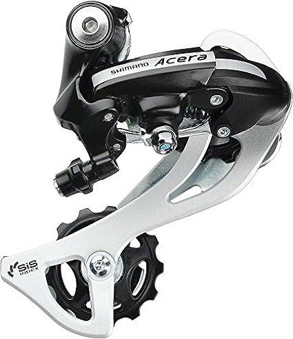 SHIMANO Acera RD-M360 8 velocidades Cambio para Bicicleta de monta/ña