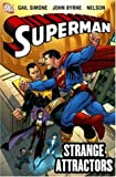 img - for Superman: Strange Attractors book / textbook / text book