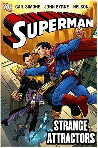 Strange Attractors (Superman (DC Comics))