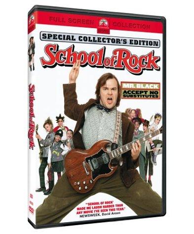 School of Rock (Full Screen) (2005) DVD