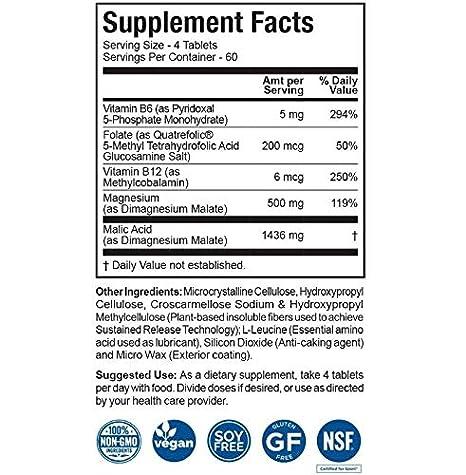 Jigsaw Healthjigsaw Magnesium W/Srt, 240T/Bottle.: Amazon.es: Salud y cuidado personal