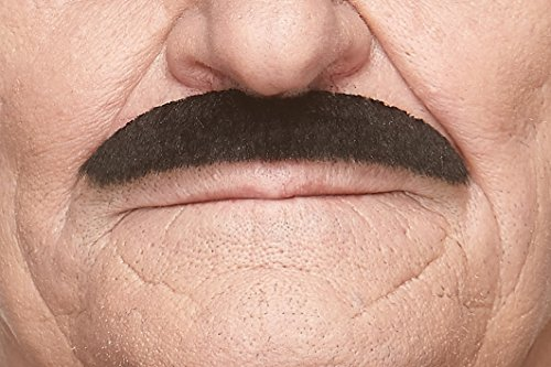 Mustaches Self Adhesive, Novelty, Fake, Value Pack (6pcs.) by Mustaches (Image #5)