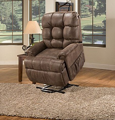 MedLift Mobility 55 Series, 5500 Wide Power Recliner (Series Wide Lift Chair)