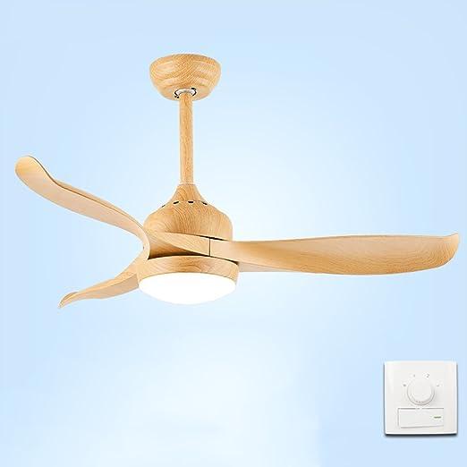 Liuyu · Lámpara de ventilador de techo de luz minimalista moderna ...