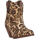 Dingo Women's Meeooww Cushion Round Toe Fashion Boot