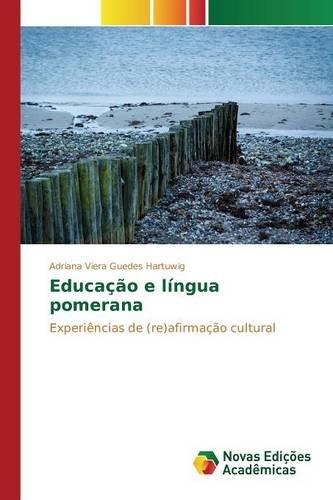 Educação e língua pomerana (Portuguese Edition) ebook