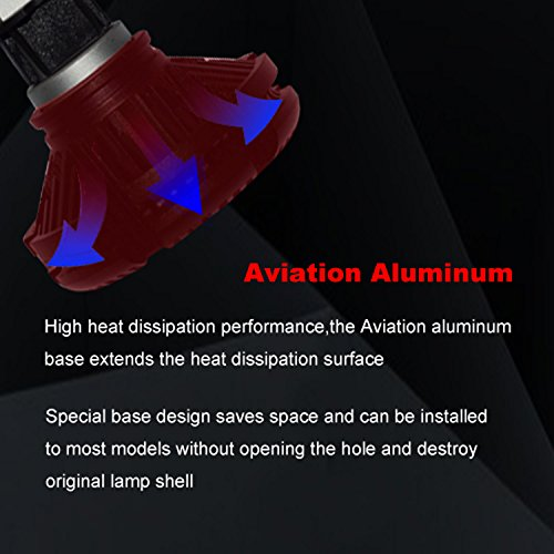 Nileux-N350-Led-Headlight-Kit